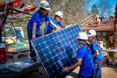 2015 Solar Installation