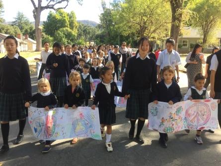 2016 Peace Day Walk