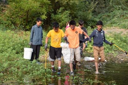 2017 Russian River Cleanup