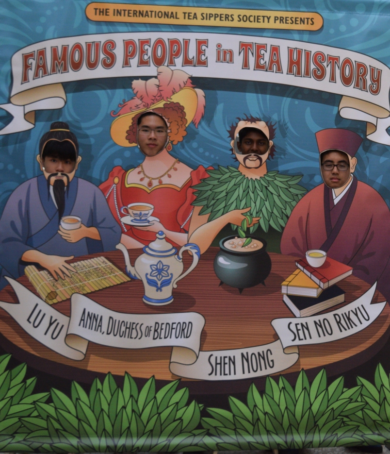 Famous People in Tea History